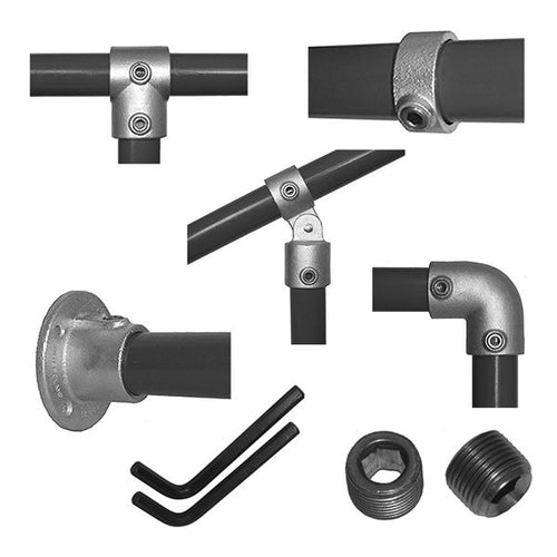 Shaft Clamps and fixings