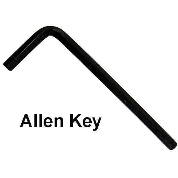 5mm Long Shaft Allen Key | Roller Barrier