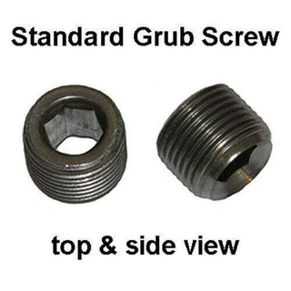 Stainless Steel Standard Grub Screw – pack of 10 | Roller Barrier