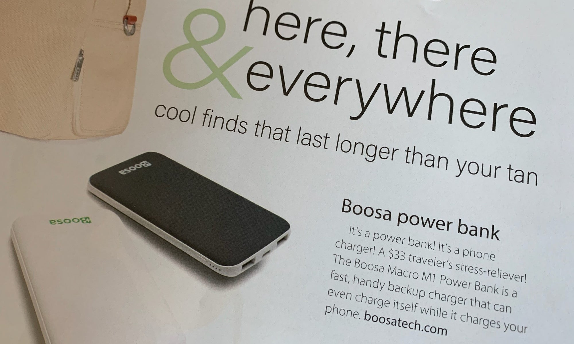 Boosa Tech Featured in Turks and Caicos Magazine