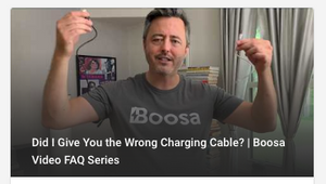 Did I Give You the Wrong Charging Cable?