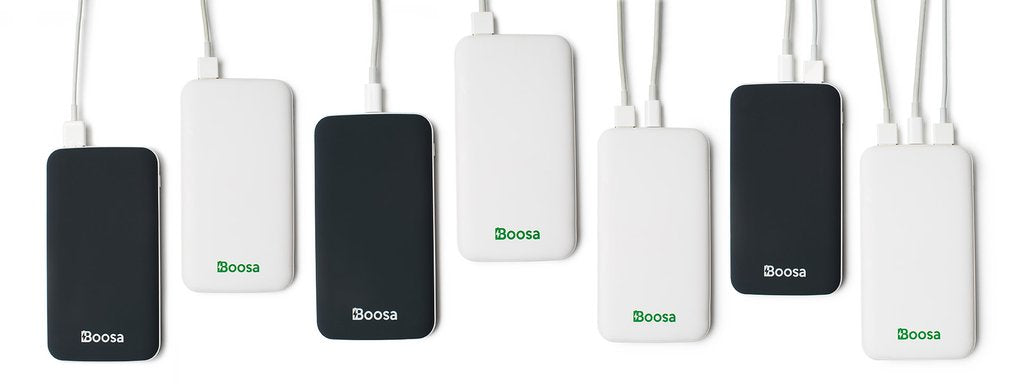Boosa Macro M1 Power Bank Featured in College Survival Kit for Freshman Year