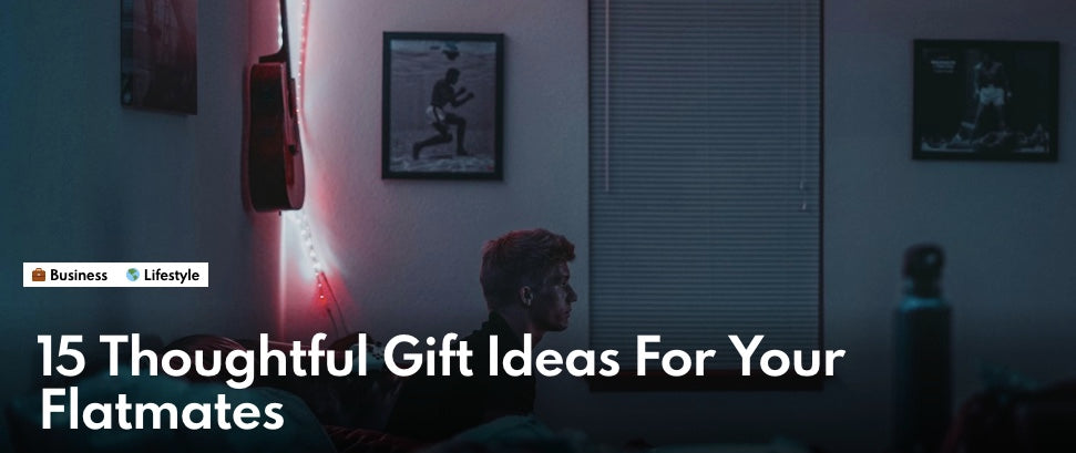 Boosa Tech on Fupping gift ideas for roommates flatmates