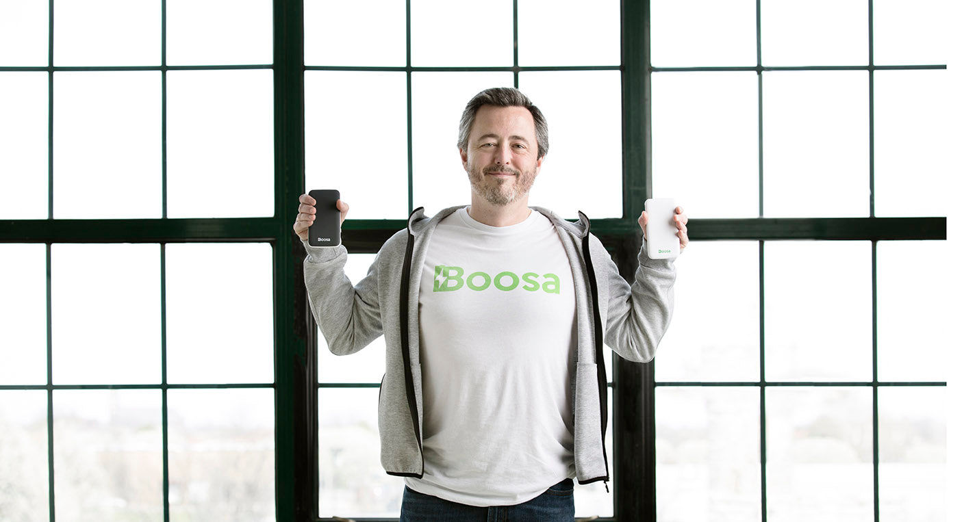 Chris Reimer Chief Power Officer Boosa Tech