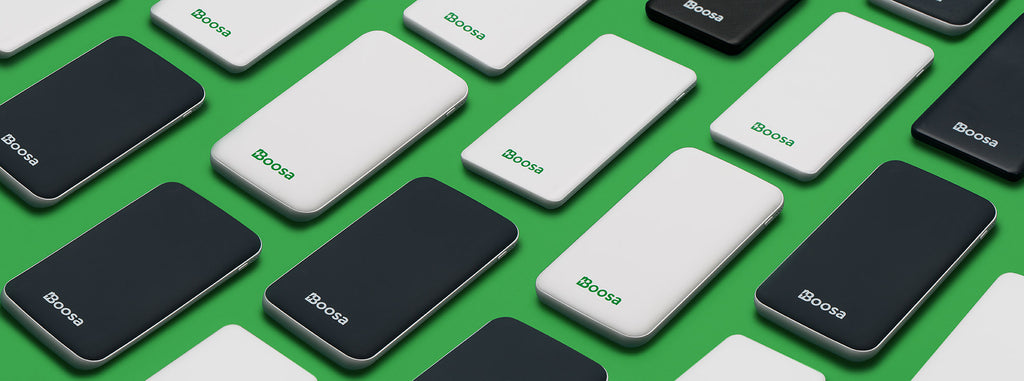 Boosa Tech power banks