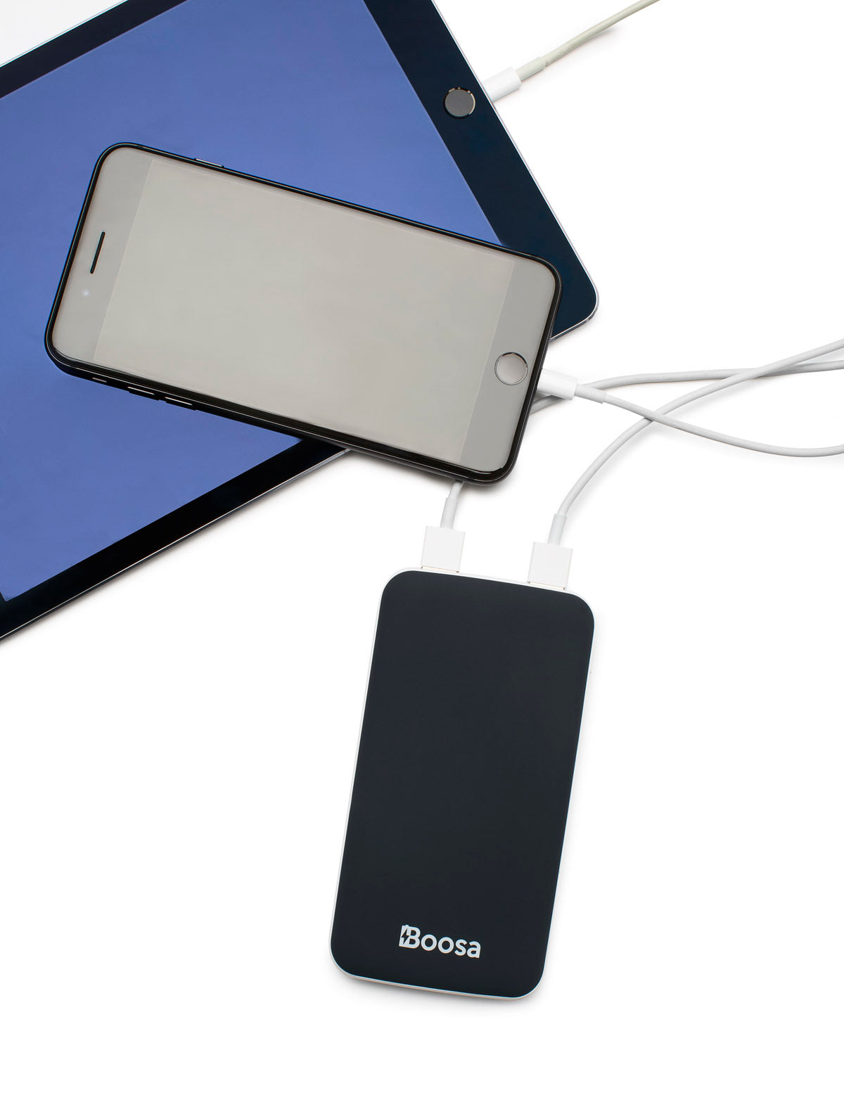 Boosa Macro™ Power Bank - Fast 10000mAh USB-C Portable Phone Charger for iPhone and Android