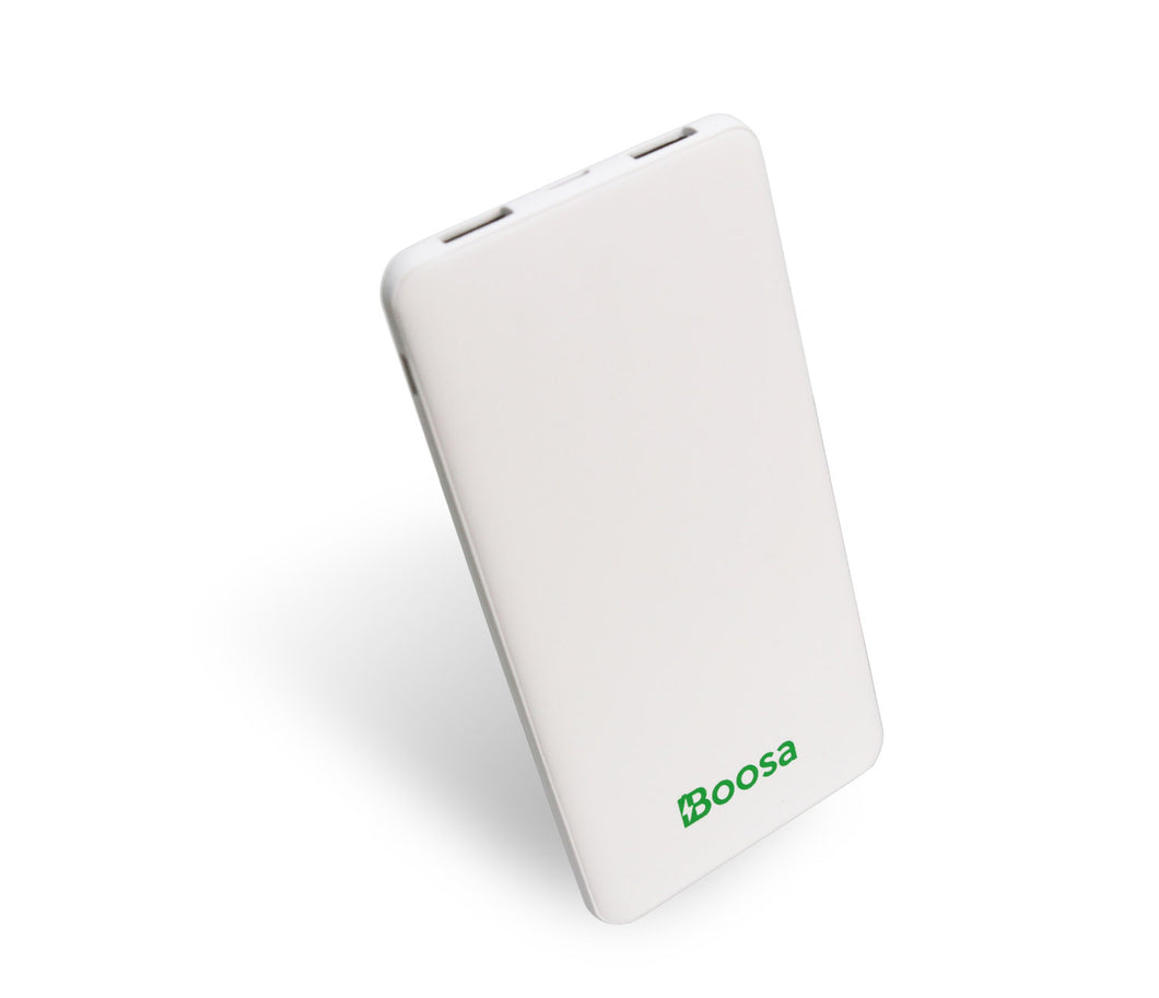 Boosa Midi M1 Power Bank - Ultra Slim 5000 mAh High Speed USB-C Portable Phone Charger