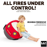 BEANBAG KIDDING FIRE RESCUE - Happy Places Furniture