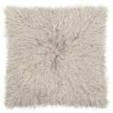 TIBETAN LAMBSKIN CUSHION COVER - Happy Places Furniture