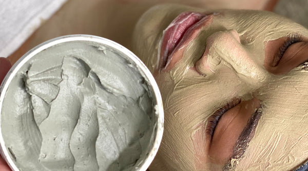 Here's The Right Way To Use A Clay Mask During A Facial