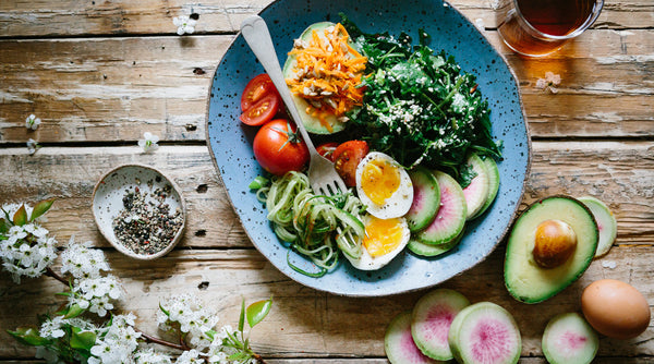 Eat Your Way to Healthy Skin This Spring