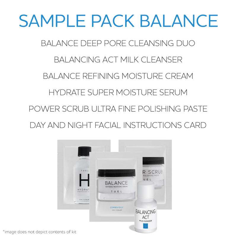 Sample Pack Balance