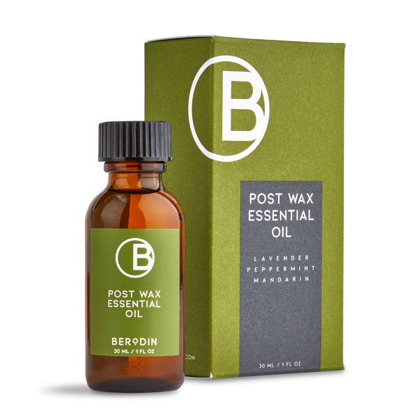 Post Wax Essential Oil