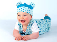 Laden Sie das Bild in den Galerie-Viewer, Baby dungaree sewing pattern ebook pdf ALBERTO