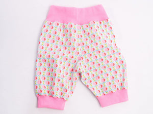 Baby toddler pants sewing pattern LUCCA