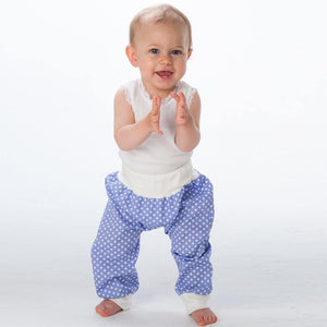Pants sewing pattern ebook pdf for toddler BREK