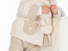 Laden Sie das Bild in den Galerie-Viewer, Baby duffle coat and pants sewing pattern BRIO + LUCCA Paper pattern