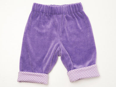 Baby pants sewing pattern ebook pdf FIORETTO