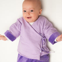 Laden Sie das Bild in den Galerie-Viewer, Baby jacket sewing pattern ebook pdf FIORINO