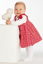Laden Sie das Bild in den Galerie-Viewer, Baby Pinafore dress sewing pattern ebook pdf LIPSIA