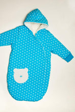 Laden Sie das Bild in den Galerie-Viewer, Baby sleep sack pattern Ebook PDF NEVIO
