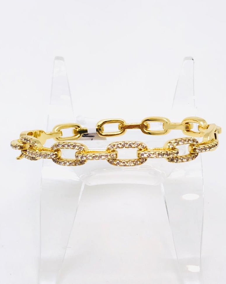 Strutt Jewelry Lora Bangle