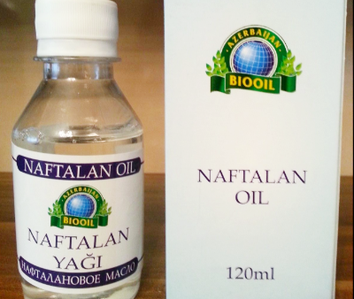 Naftalan Oil for Skin Problems