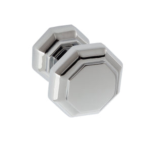 "Octagon Knob <span class=""ittyb"">(additional finishes available)</span>"