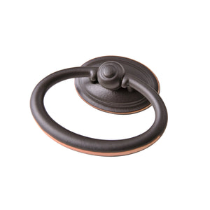 "Oval Ring Pull <span class=""ittyb"">(additional finishes available)</span>"