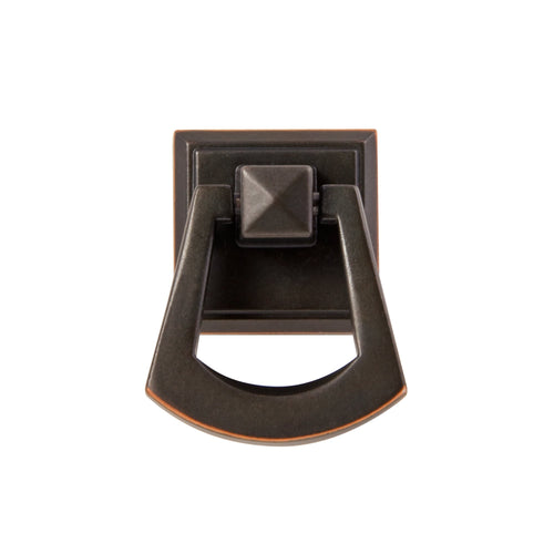Pyramid Square Ring Pull <span class=