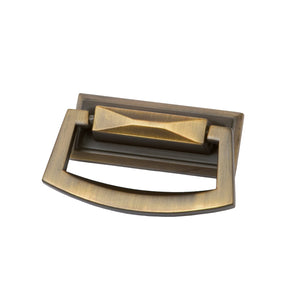 "Pyramid Large Ring Pull <span class=""ittyb"">(additional finishes available)</span>"
