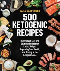 500 Ketogenic Cookbook