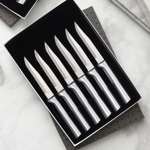 RADA 6 SERRATED STEAK KNIFE SET