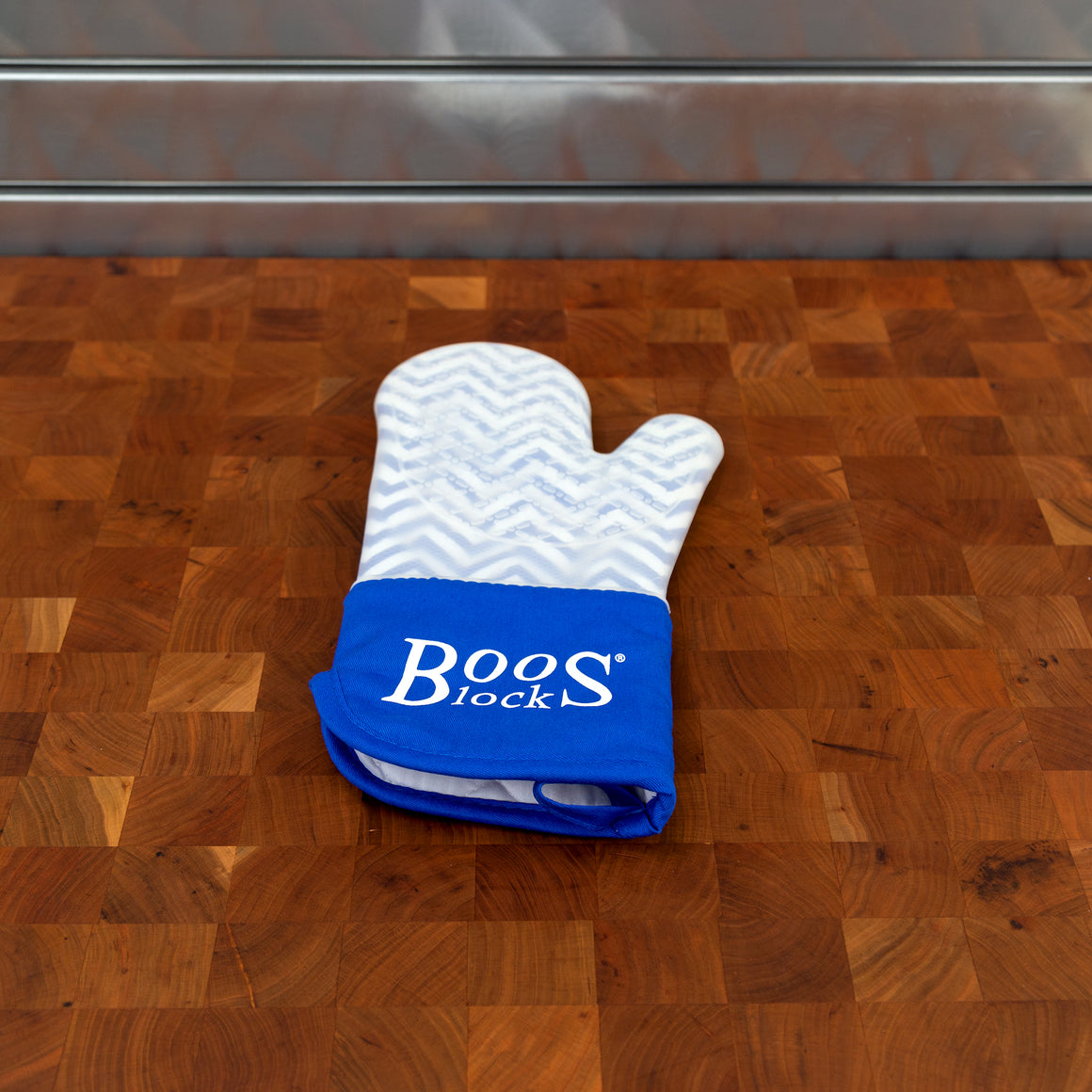 John Boos Frosted Silicone Oven Mitt
