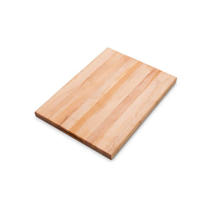 "Maple Cutting Board With Juice Groove 1-1/2"" Thick (Chef's Collection)"