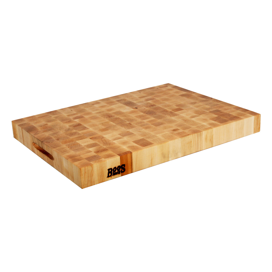 "Maple Chopping Block 2-1/4"" Thick (Reversible)"