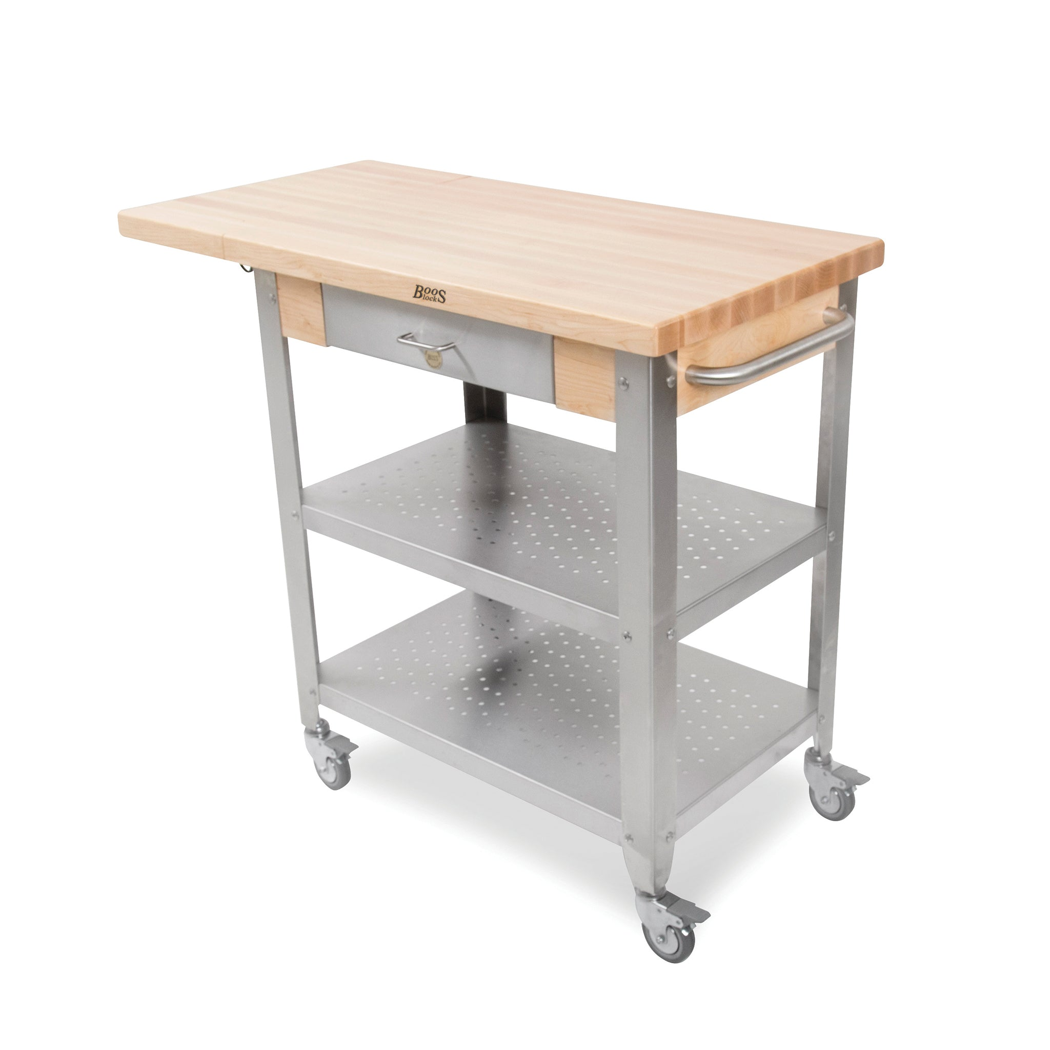 "Cucina 4 X 4 cucina elegante kitchen cart 40-3/4"" x 20"""