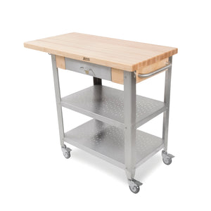 "Cucina Elegante Kitchen Cart 40-3/4"" X 20"""