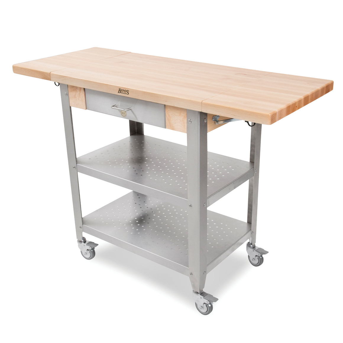 "Cucina Elegante Kitchen Cart 50-3/4"" X 20"""