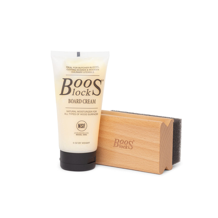 Boos Block Cream with Applicator (rectangle) Gift Pack (GP 24)
