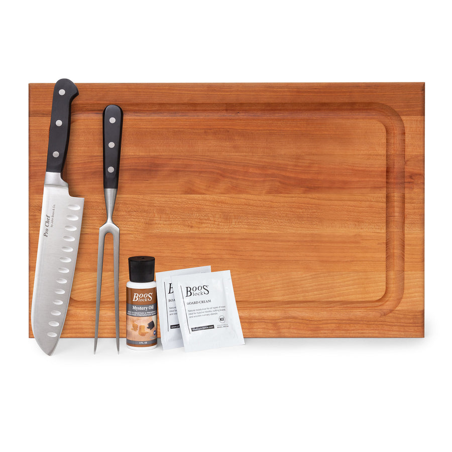 Barbeque Master Cherry Board Gift Pack (GP 29)