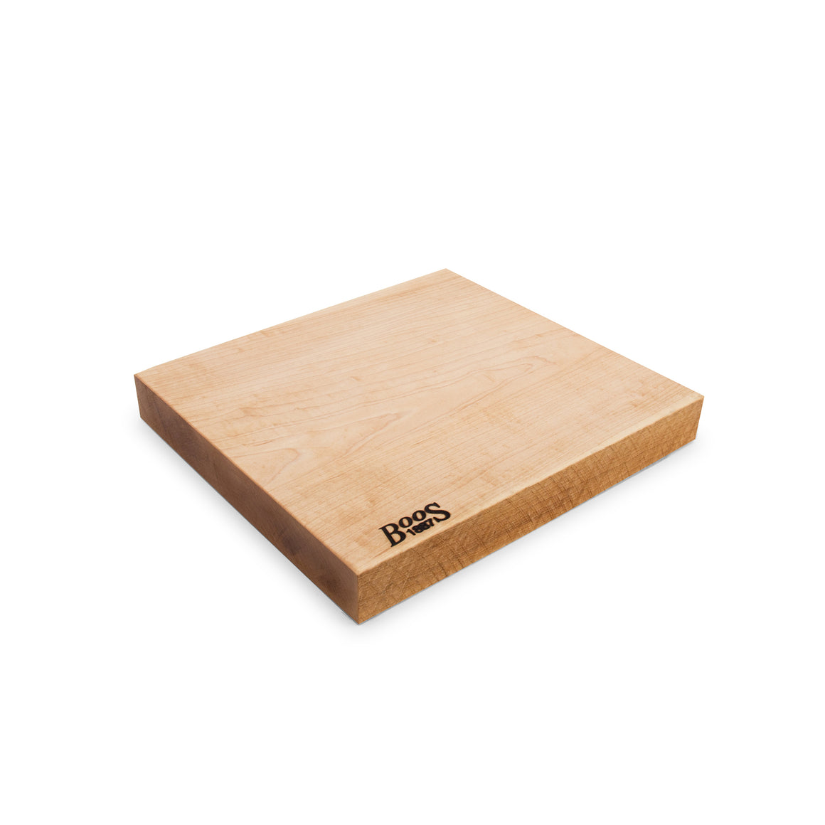 Maple Rustic-Edge Design Cutting Boards (Boos 1887 Collection)