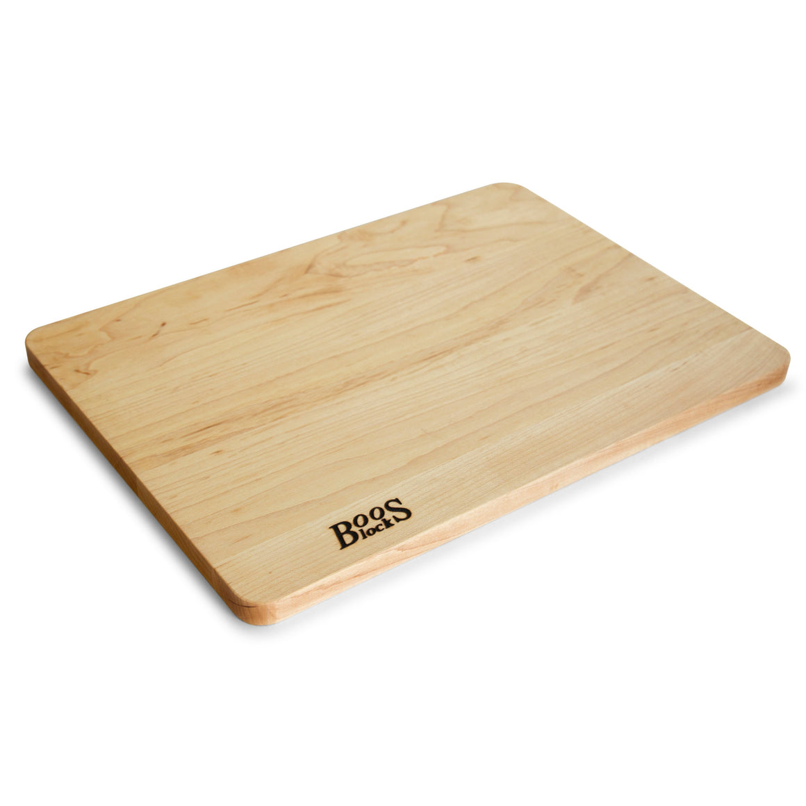 "Maple Edge Grain Cutting Board 3/4"" Thick- No Grips"