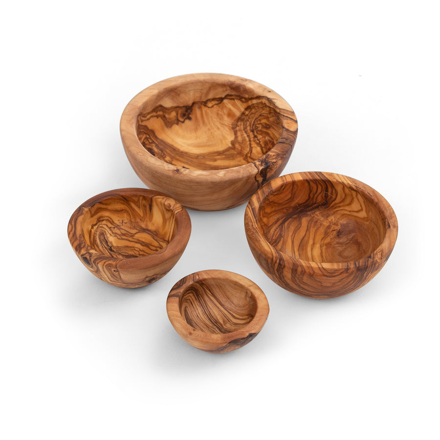 JOHN BOOS natural olive wood collection NESTING BOWLS
