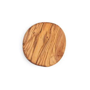 Natural Olive Wood Coasters