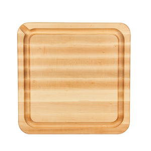 Maple Cutting Board with Juice Groove And Pour Spout
