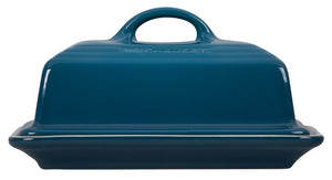 Le Creuset Heritage Butter Dish - Deep Teal