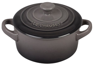 Le Creuset Mini Round Cocotte - Oyster