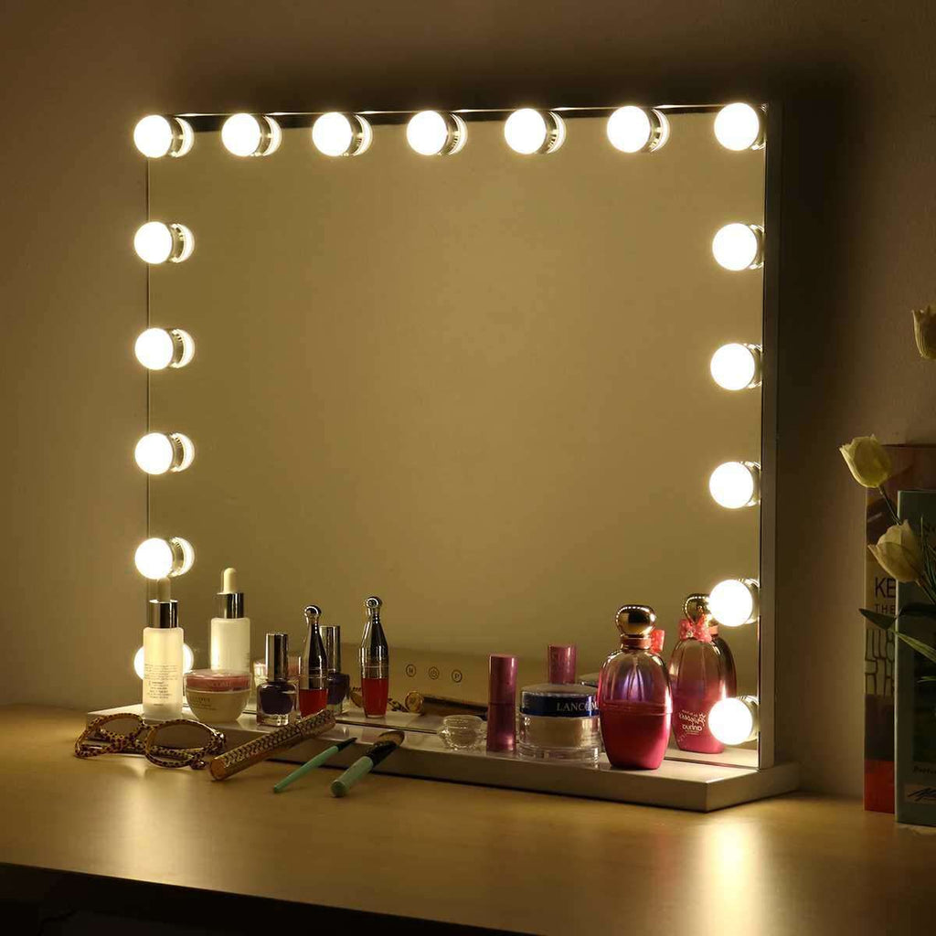 Hollywood Style Beauty Vanity Mirror