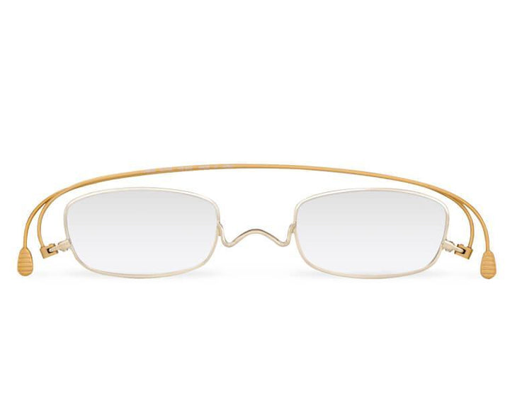 MEESHOW pocket gold reading glasses